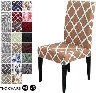 Cubierta para silla LiveGo, paquete de 6 cubiertas para