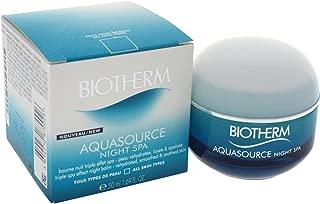 Biotherm Aquasource Spa Triple Effect Night Balm, 1.69 Ounce