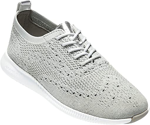 Ch Argento/Glacier Grey Knit/Optic White