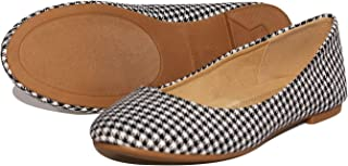 Women's Ballet Flats Classy Simple Casual Slip-on Comfort Casual Walking Shoes