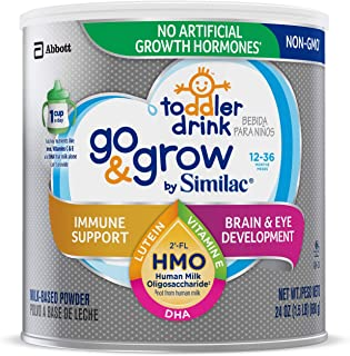 Similac Go & Grow by Similac 非转*幼儿用牛奶粉,2'-FL HMO,抗* Trial 24
