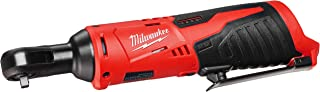 Milwaukee 2456-20 M12 1/4 Ratchet tool Only