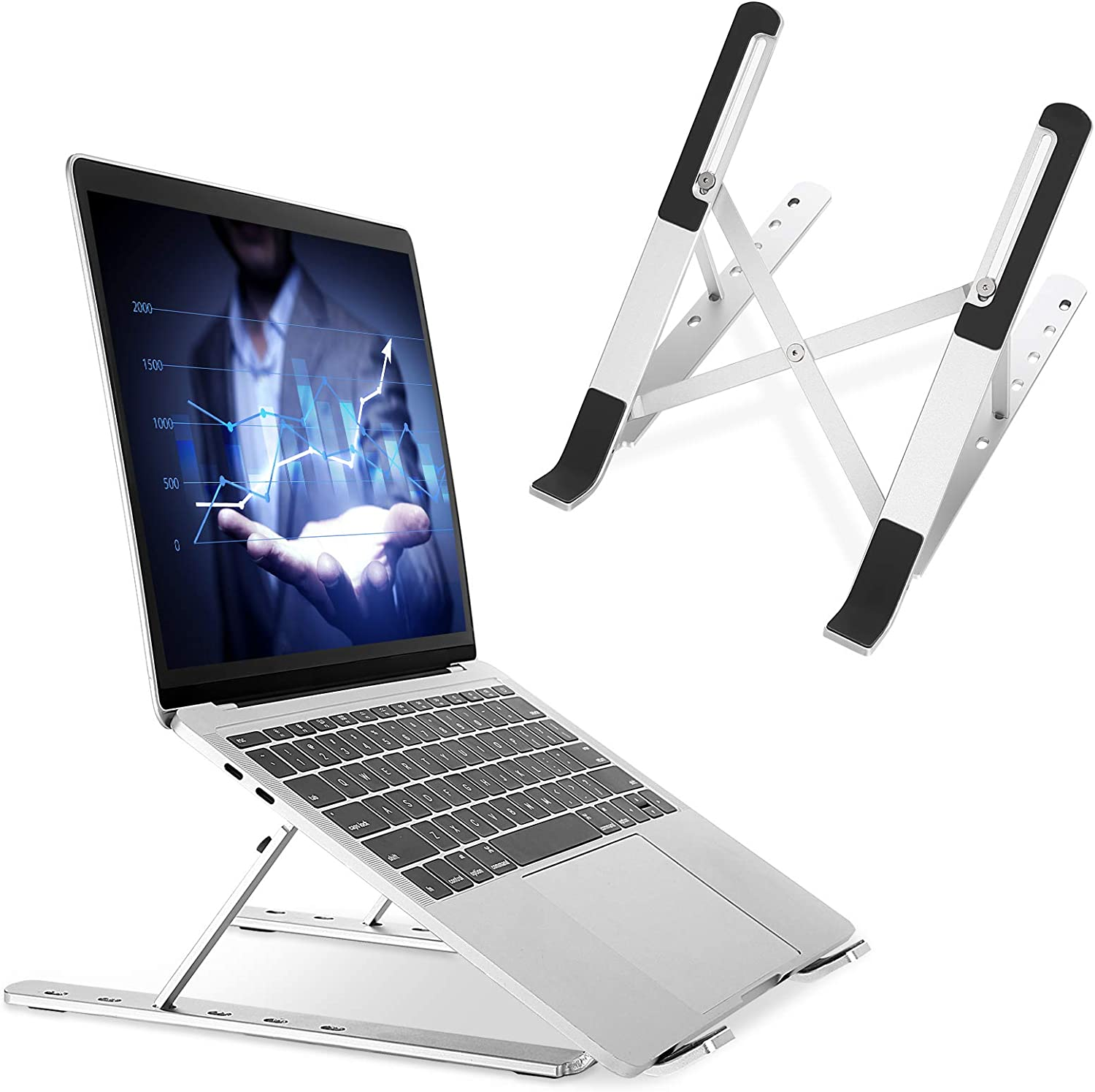 Laptop In sale a popularity Stand Holder Notebook Co Ventilated Aluminum