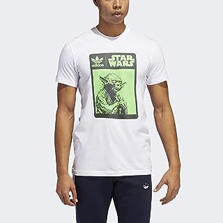 adidas Star Wars Yoda Box Logo Tee Hombre