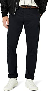 Tom Tailor Men's Trousers Travis Casual Chino W/Belt