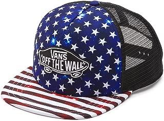 Men's Classic Patch Plus Trucker Hat Cap - Americana