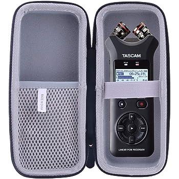 TASCAM(タスカム)リニアPCMレコーダー DR-07X 保護対応収納ケース -waiyu JP
