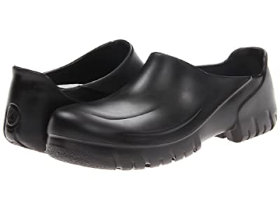 Birkenstock A-640 Steel Toe by Birkenstock (Black) Shoes