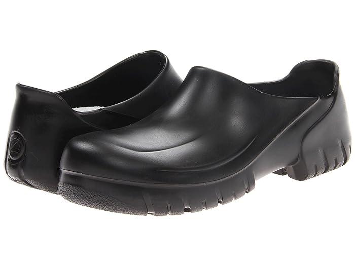 Birkenstock  A-640 Steel Toe by  (Black) Shoes