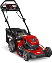 Snapper XD 82V MAX Step Sense Cordless Electric 21-Inch Lawn Mower Kit with (2) 2.0..