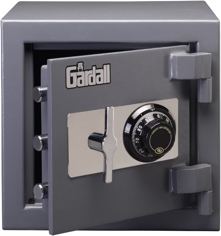 Spring new work one after another Gardall LC1414-G-C w Commercial Light shop Mechanical Safe Duty with