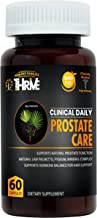 Saw Palmetto Prostate Supplement. Non GMO Superfood Complex with Pygeum, Pumpkin Seed, Cayenne Pepper. Supports Testosterone Balance, DHT Blocker, Hair Loss, Bladder Function, Vitality. 60 Capsules