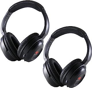 Drive Audio - Auriculares recargables compatibles con Kia y Hyundai para Borrego Sedona Sorento Sportage Entourage Genesis...