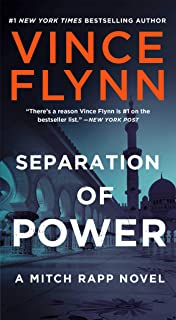 Separation of Power (A Mitch Rapp Novel Book 3)