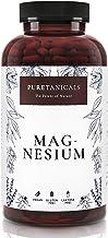 Capsulas de Magnesio – Alta Dosis – 400mg de Magnesium ELEMENTAL (puro),..
