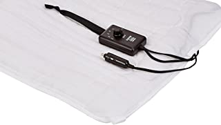Twin, Heated Mattress Pad by Electrowarmth, Non-Fitted, Size 36 x 60, Model# T36 12V Used in Trucks, RVs, Campers
