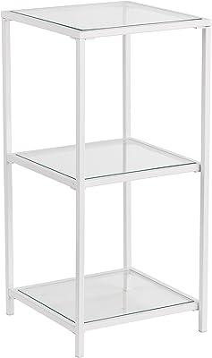 Furniture HotSpot Glass Bookshelf 3