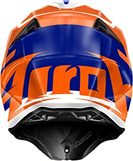 Airoh Helm Twist Mix Orange Gloss Xl