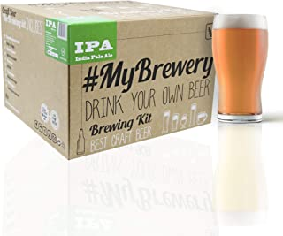 Home brewing kit. India Pale Ale
