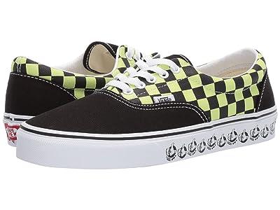 Vans Eratm ((Vans BMX) Black/Sharp Green) Skate Shoes