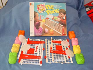 Pig Pong Board Game