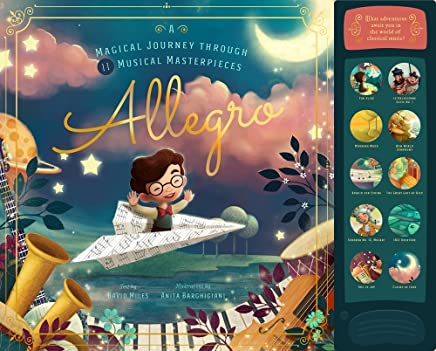 Allegro: A Musical Journey Through 11 Musical Masterpieces