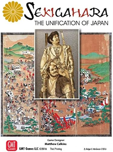 GMT  Sekigahara, the Unification of Japan