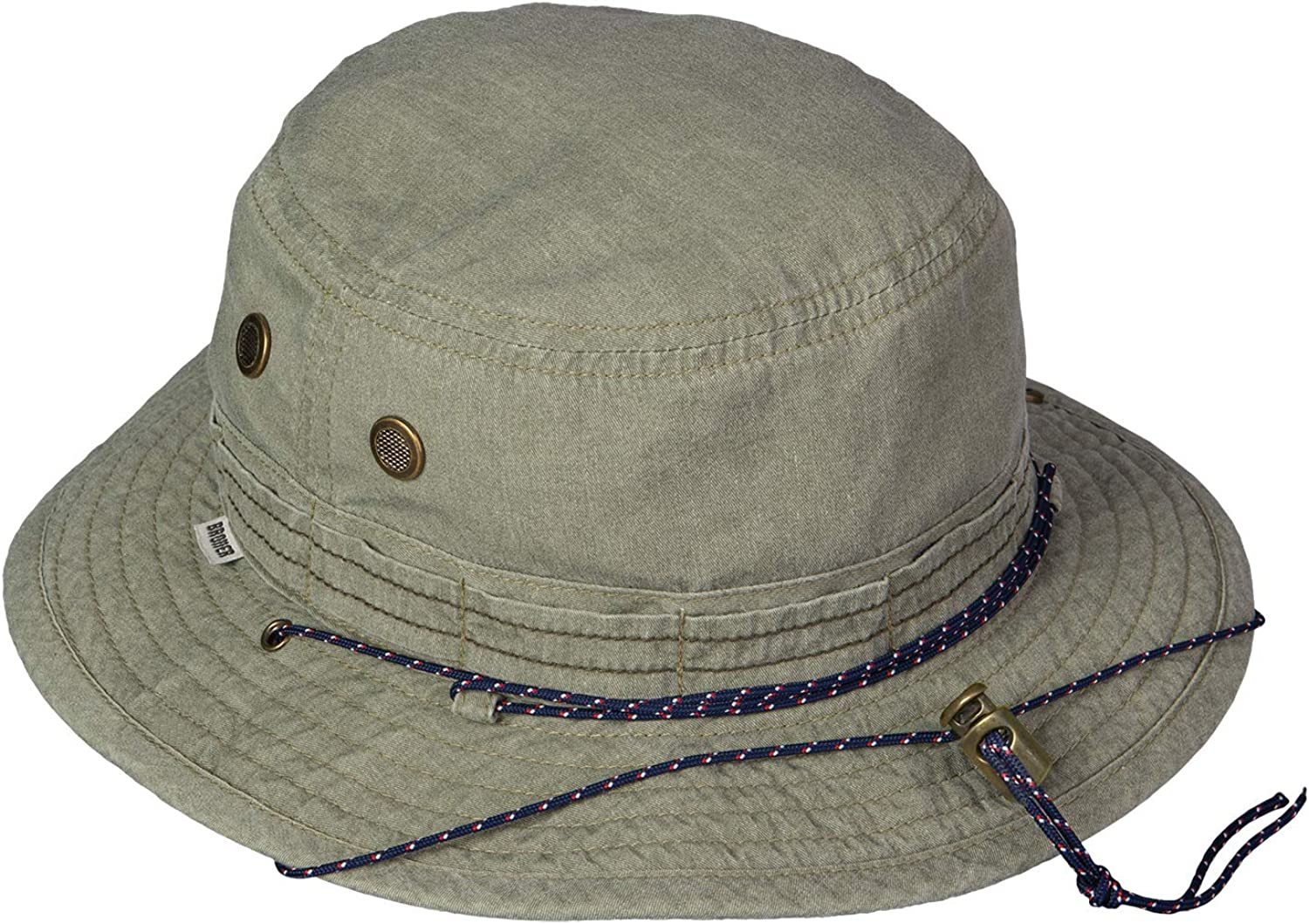 Broner Canyon Soft Free Shipping Cheap Bargain Gift Spring new work one after another Cotton Bucket Multi-Colored Cor with Chin Hat