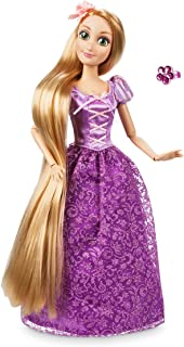 Disney Store Rapunzel Classic Doll with Ring - Tangled - 11 1/2'' 2018 Version