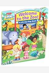 Fisher-Price Little People: Welcome to the Zoo! Board book