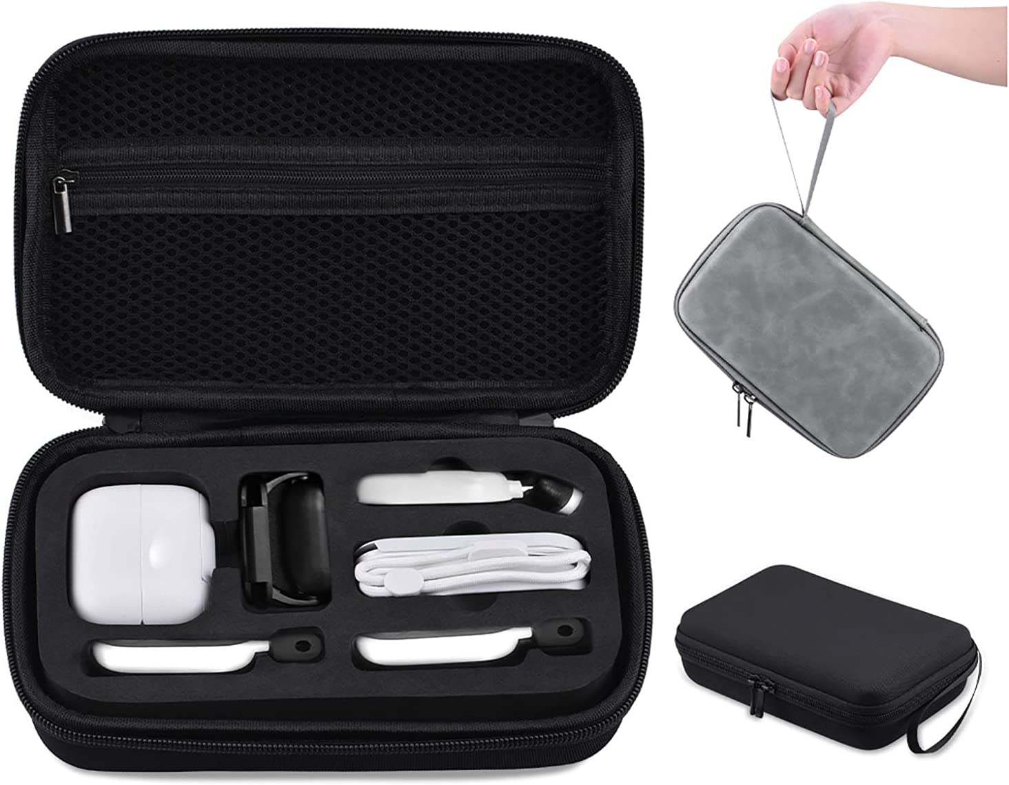 JKRED Max 63% OFF Carrying Case for Insta360 GO 2 Action Storag Camera Small New product!!