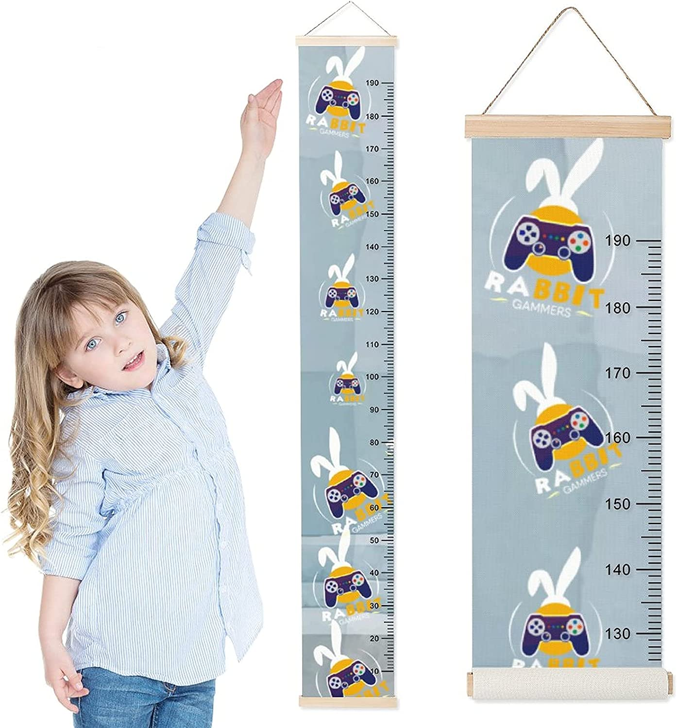 DKISEE Baby Growth Chart Child famous Height f Lowest price challenge Wall Ruler Hanging