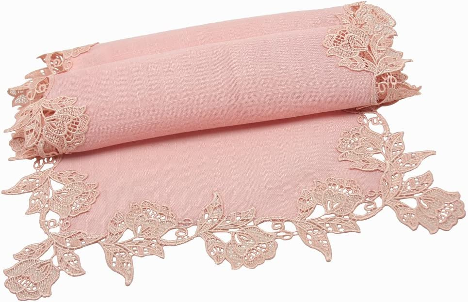 Manor Manufacturer OFFicial shop Luxe English Rose Lace 16