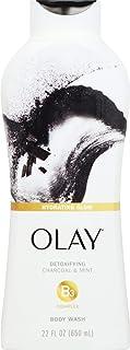 Olay Cleansing Infusion Detoxifying Body Wash, 22 Oz