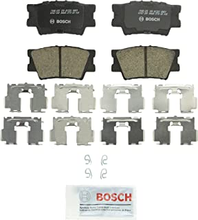 Bosch BC1212 QuietCast Premium Disc Brake Pad Set