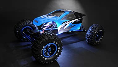 Exceed RC 1/8Th Mad Torque Rock Crawler Ready to Run (Blue)