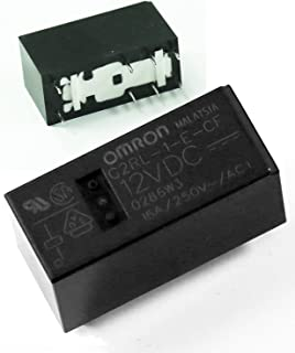 Omron G2RL-1-E-CF-DC12 POWER PCB RELAY