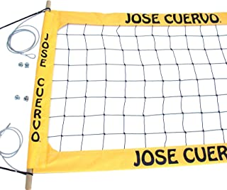 Jose Cuervo Tequila Professional Volleyball Net Cable Top/Bottom- JCPRO