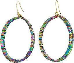 Vanessa Mooney - The Skylar Hoops Earrings