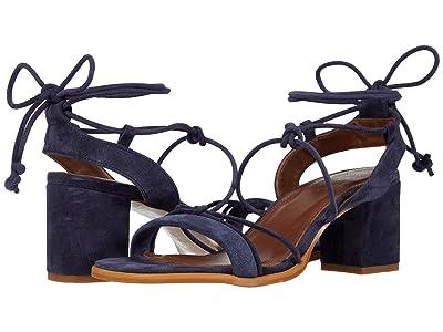 ALOHAS Sophie Heeled Sandals (Navy) Women