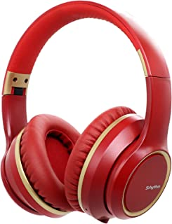Noise Cancelling Headphones Wireless Bluetooth 5.0, Over-Ear Srhythm NC15 Headset with Microphones for Online Class/Home O...