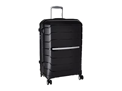 Samsonite Freeform 24 Spinner (Black) Luggage