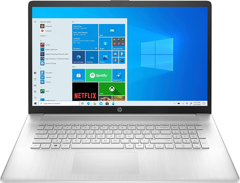 HP 17t-cn000 Home Business Laptop Intel Very popular i5-1135G7 4-Core Regular dealer 8GB