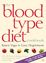The Blood Type Diet Cookbook (English Edition)