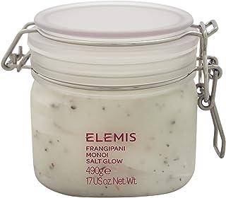 ELEMIS Frangipani Monoi Skin Softening Salt Body Scrub, 17.0 Fl Oz