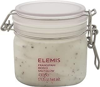 ELEMIS Frangipani Monoi Salt Glow, Skin Softening Salt Body Scrub, 17.0 fl. oz.