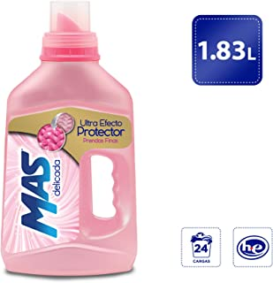 MAS Mas Delicada Detergente Líquido (1.83l), Pack of 1