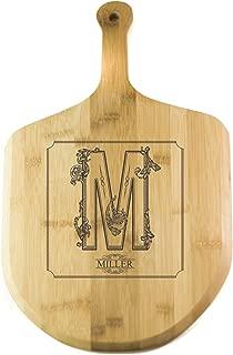 Personalized Pizza Paddle | Bamboo Wood Paddle Board