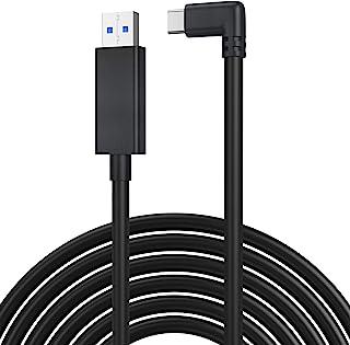 KIWI design Oculus Quest/Quest 2 Link-kabel (5M-Zwart)