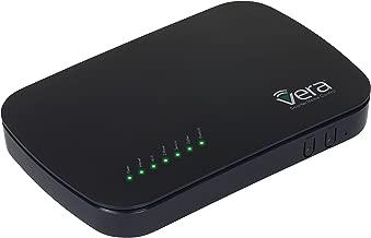 Vera Control VeraPlus-US Smart Home Controller Hub, Black